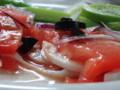 [野菜]塩丸いかのマリネサラダ