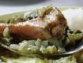 [ご飯]グリーンカレー