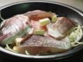 [鍋]鯛のラグー