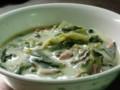[野菜]白菜のクリーム煮