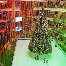 モールFUTURE/PAST: Christmas at Crystal Valley Mall (2015)