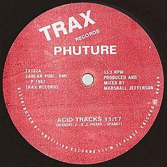 Phuture: Acid Trax - YouTube
