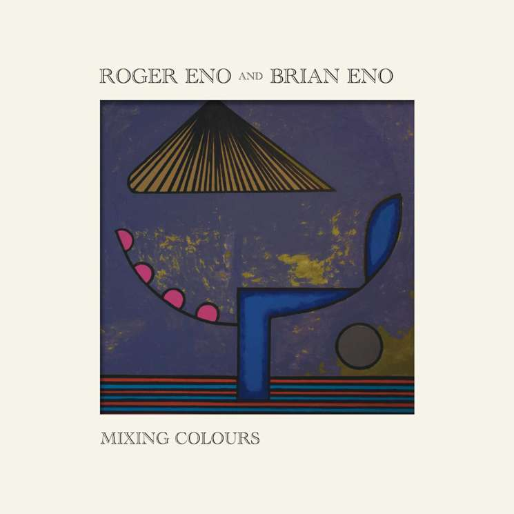 Roger Eno and Brian Eno: Mixing Colours (2020) - YouTube