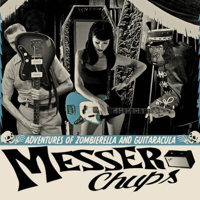 Messer Chups: the Adventures of Zombierella and Guitaracula (2019) - Bandcamp