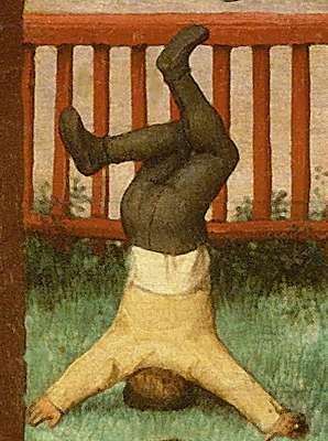 Pieter Bruegel: Children's Games (1560)