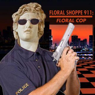 MACINTOSH PLUS: FLORAL SHOPPE 911, FLORAL COP (2015) - Bandcamp