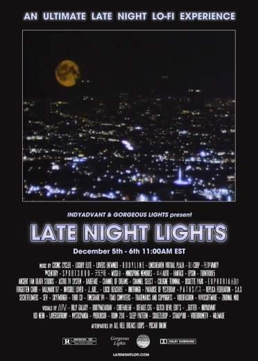 LATE NIGHT LIGHTS 2020 Festival - YouTube