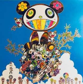 Mr.dob Panda Family Digital Art by Takashi Murakami - fineartamerica.com
