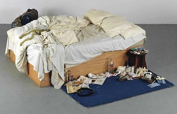 トレイシー・エミン『マイ・ベッド』(1998) - ハフポスト