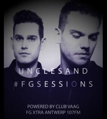 "Club Vaag and FG Xtra presents ""Unclesand"" (2020) - SoundCloud"