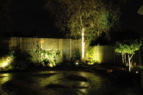 led flood lights for yard