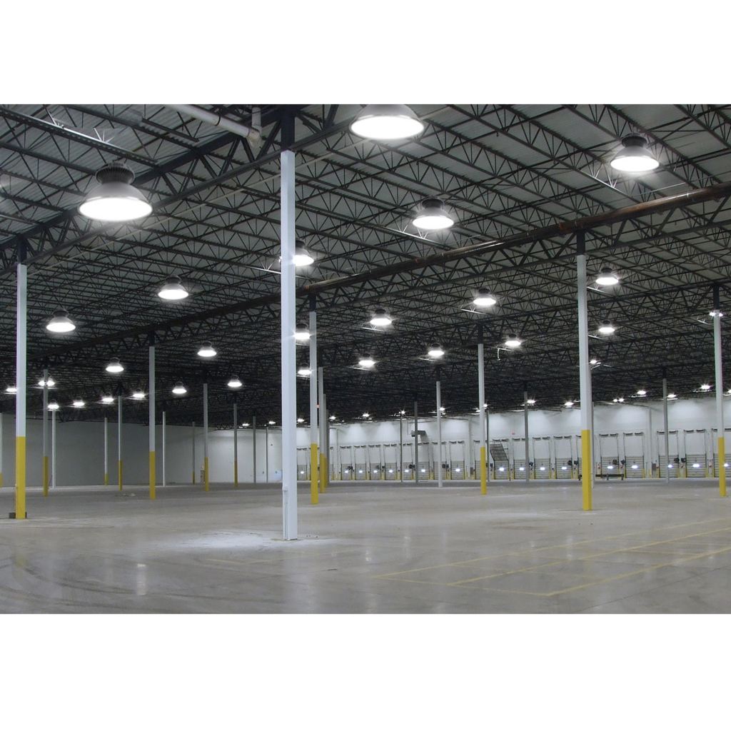 high bay warehouse lighting
