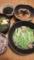 豚と水菜のハリハリ