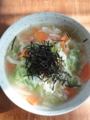 [麺]即席ラーメン