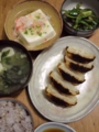 餃子(冷凍)