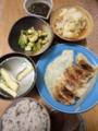 羽根つき餃子(冷凍)