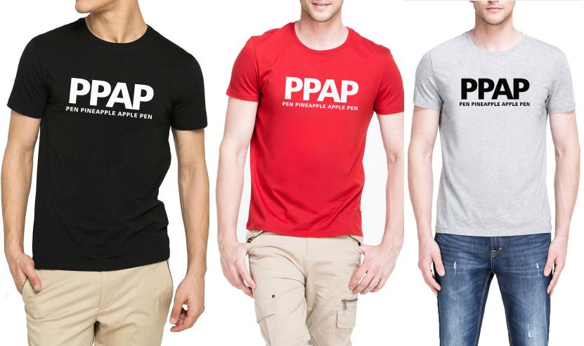 PPAP-Tシャツ