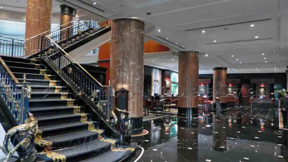 スターウッド(SPG)ホテル ウェスティンホテル東京