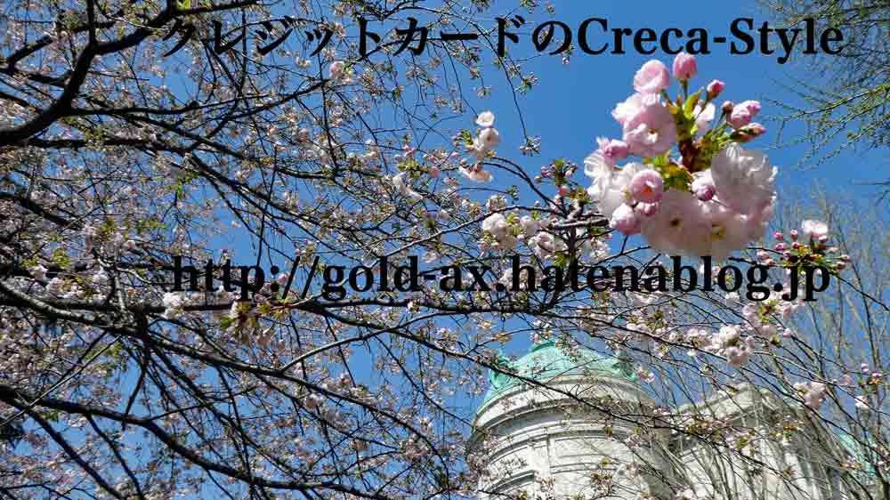 東京国立博物館で花見(桜)
