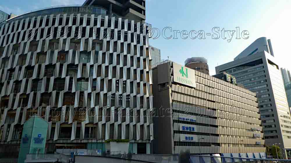 阪神百貨店スナックパーク 大阪梅田ツインタワーズ・サウスで開業