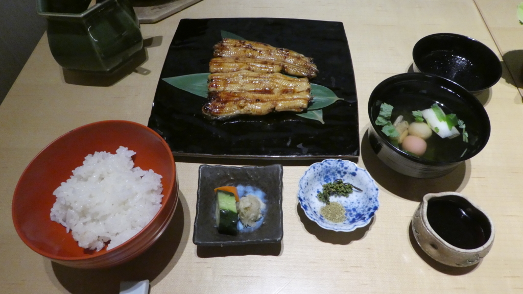 ウェスティンホテル東京のレストラン「舞」でうなぎ御前がSPGアメックスで15%割引