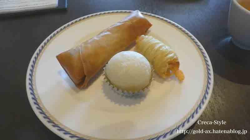 ラグジュアリーカード 関西空港のホテル日航関西空港 中国料理 桃李で飲茶