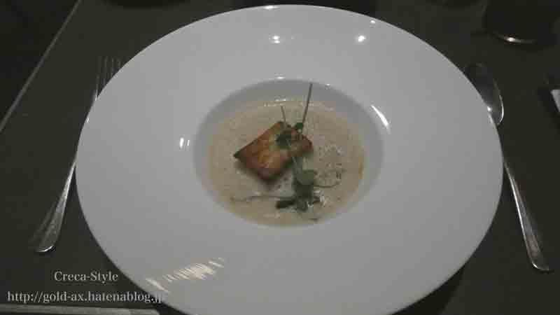 SPGアメックスでザ・リッツ・カールトン東京のタワーズで4品コース料理を堪能