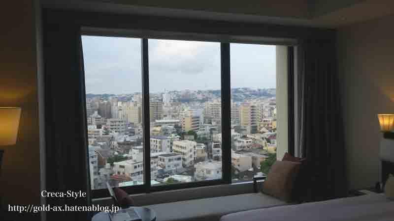 ハイアットリージェンシー那覇沖縄からの眺望