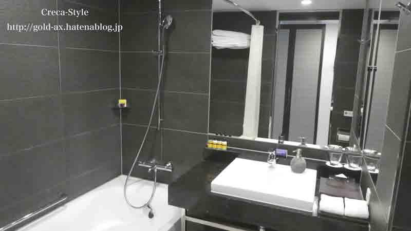 ハイアットリージェンシー那覇沖縄のバスルーム