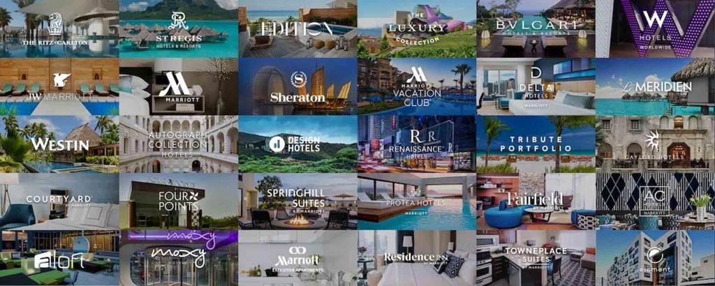 日本国内のマリオット、ザ・リッツ・カールトンのホテル一覧リスト
