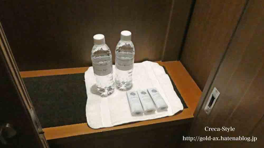 セントレジスホテル大阪のバトラーボックス