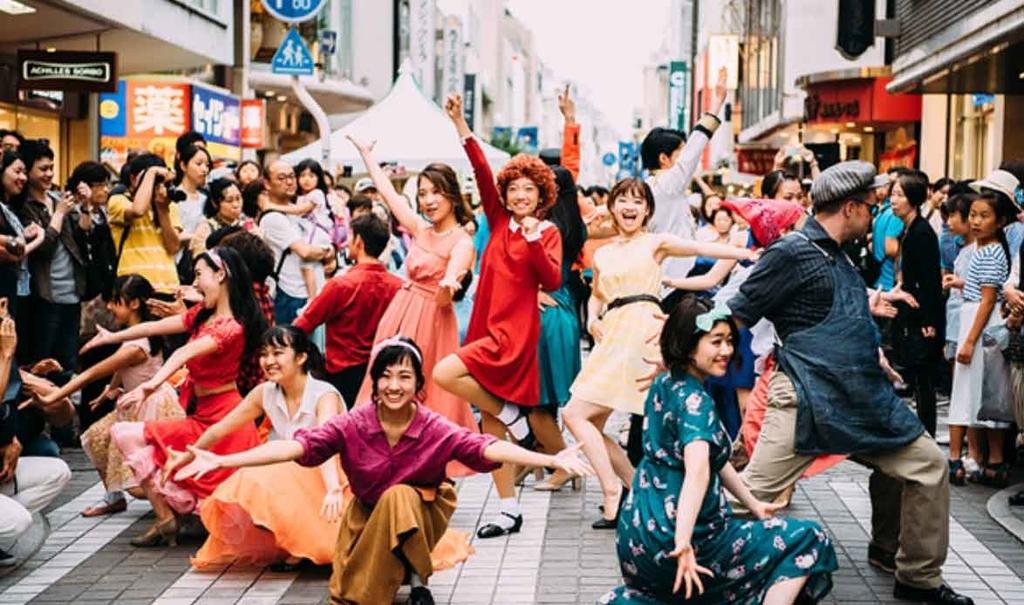 SHOP LOCAL(ショップローカル)STREET THE MUSICAL(ストリートミュージカル)
