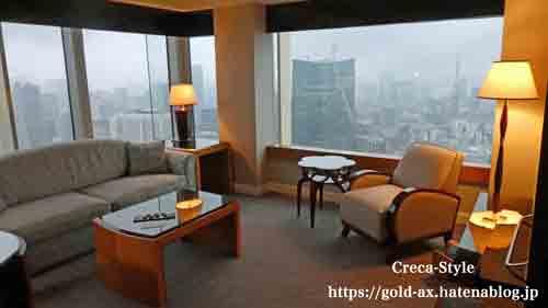 ザ・リッツ・カールトン東京 ミレニアスイート 客室(部屋)