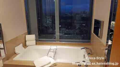ザ・リッツ・カールトン東京 ミレニアスイート バスルーム