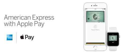 アメックスでApple PayでQUICPay