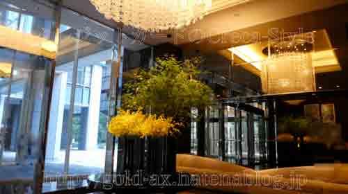 アメックスプラチナ シャングリラホテル東京