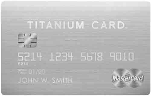 ラグジュアリーカード チタンカード(金属製)