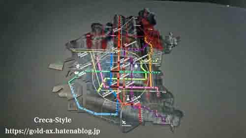 モクシーホテル大阪本町 アクセス(地図)