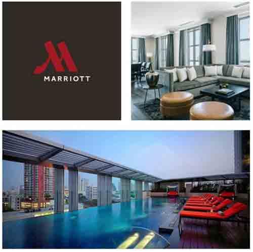 日本国内のマリオットホテル