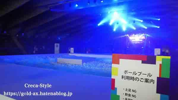 アメックス花火大会2019 HANAVIVA 横浜・大さん橋ホール内