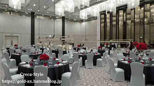 東京マリオットホテルのウェディング(結婚式)