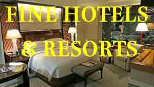 FHR ファイン・ホテル・アンド・リゾート