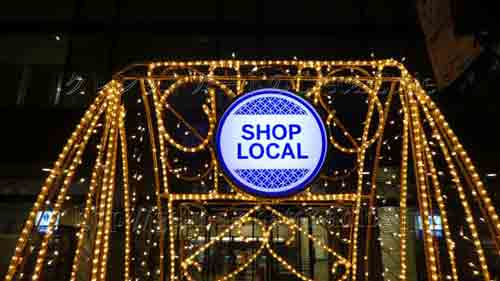 アメックスとJCBで「SHOP LOCAL(ショップローカル)」横浜・元町