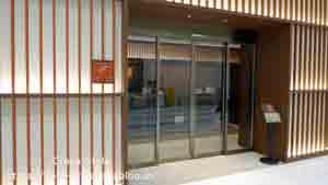 伊丹空港 JALファーストクラスカウンター