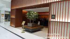 伊丹空港 JALグローバルクラブ(JGC)カウンター