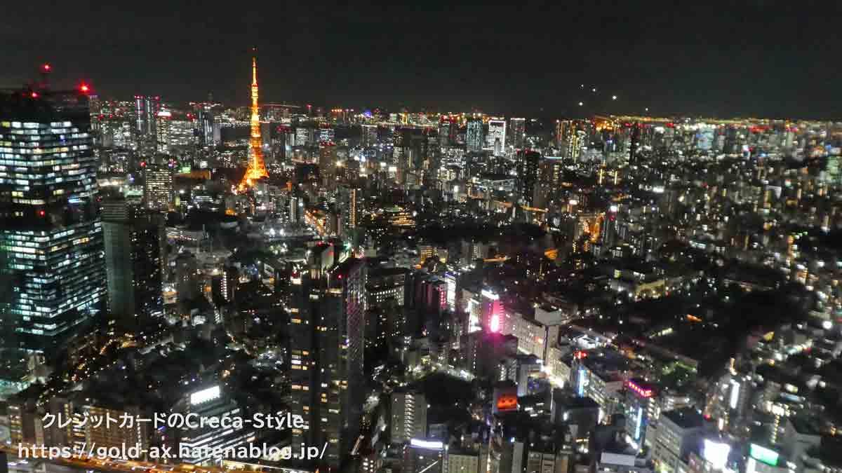 ファイン・ホテル・アンド・リゾート ザ・リッツ・カールトン東京宿泊記