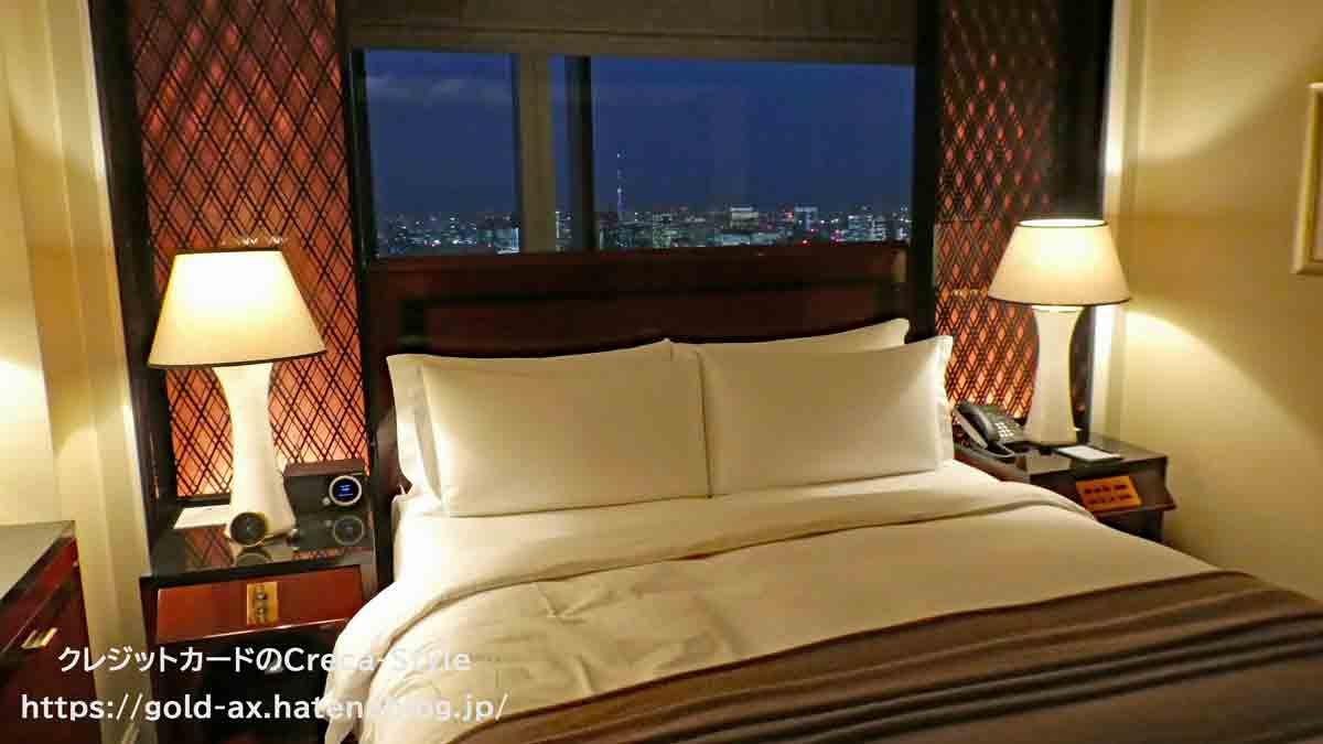 ファインホテルアンドリゾートでリッツカールトン東京のスイートにアップグレード