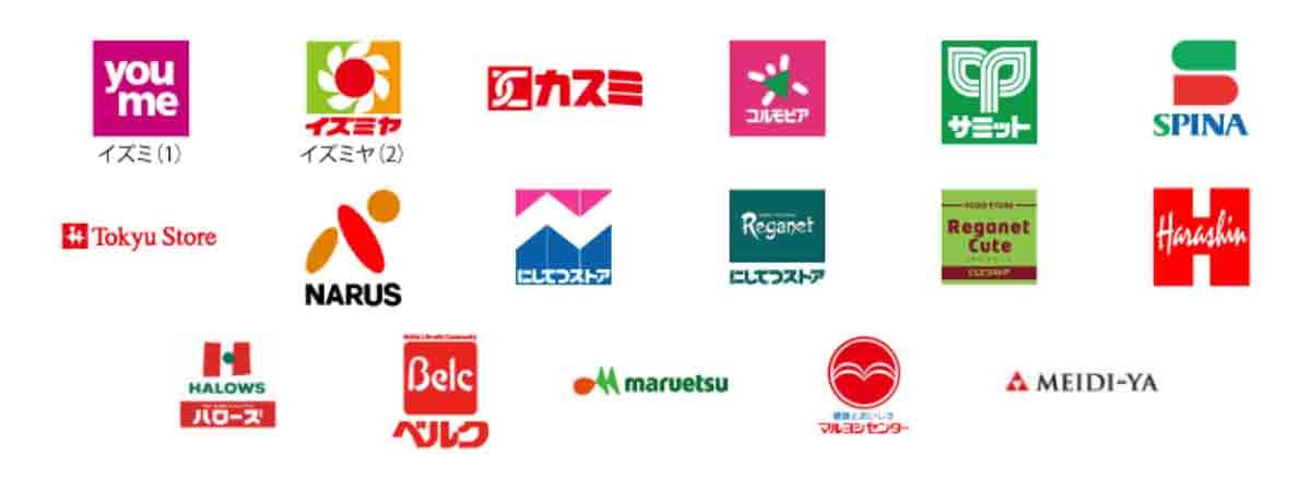 アメックス、スーパーマーケット20%キャッシュバック還元キャンペーン