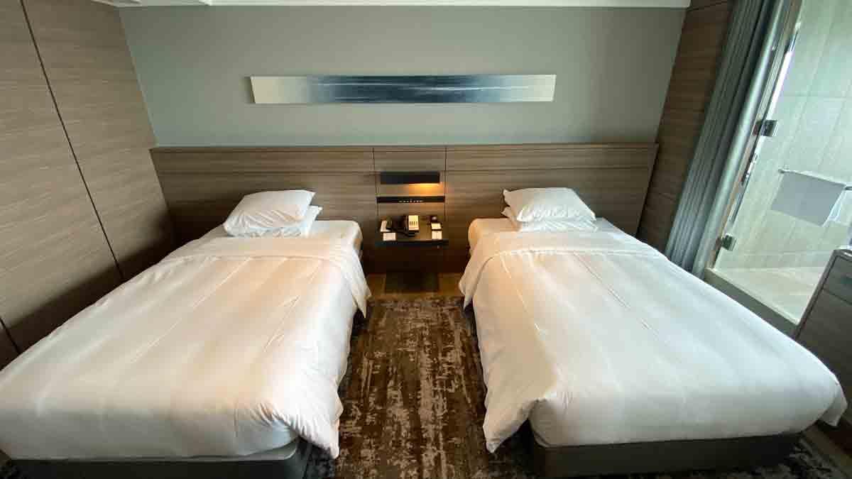 南紀白浜マリオットホテル宿泊記 客室