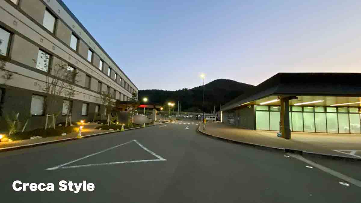 フェアフィールド・バイ・マリオット京都京丹波 宿泊記 道の駅